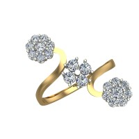 Madeline Diamond Ring