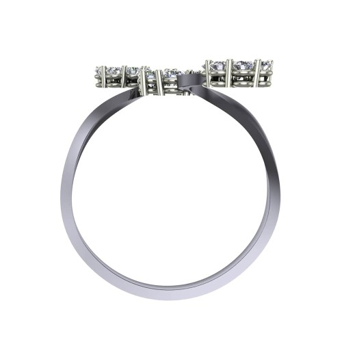 Julia Diamond Ring