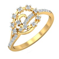 Madilyn Diamond Ring