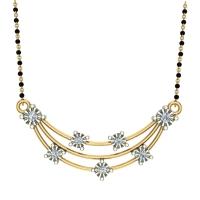 Madisyn Diamond Mangalsutra