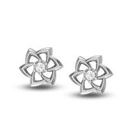 Makayla Diamond Earring
