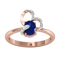 Marina Diamond Ring