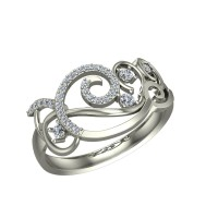 Margaret Diamond Ring