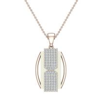 Mazikeen Diamond Pendant