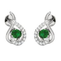 Reese Diamond Earrings