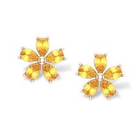 Milan Gold Earrings