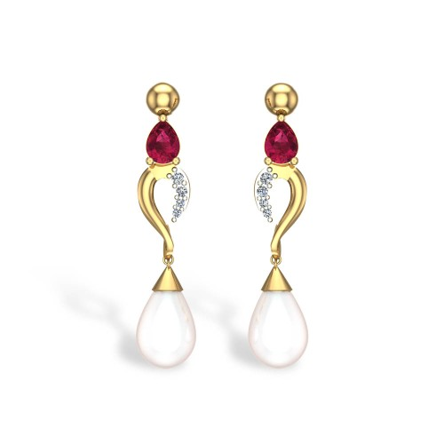 Amia Drop Earrings
