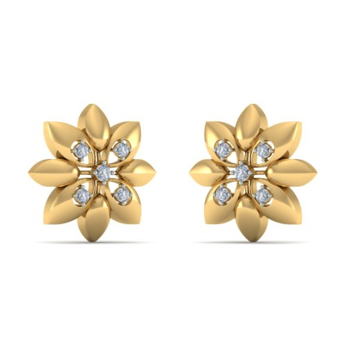 Namrita Flower Stud Earrings