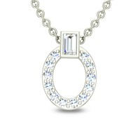 Nayeli 18kt Gold & Diamond Pendant