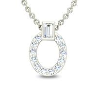 Nayeli 18kt Gold and Diamond Pendant