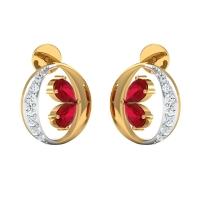 Nidra Diamond Earrings