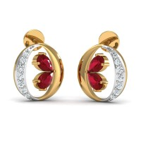 Nidra Diamond Earrings
