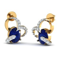 Nikita Diamond Earrings