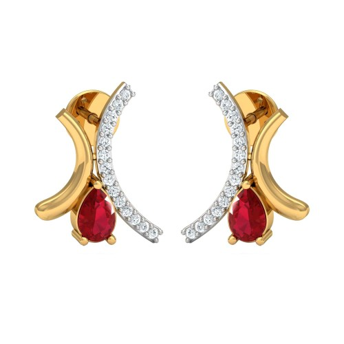 Nilima Diamond Earrings