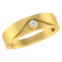 Nina Diamond Ring for Him
