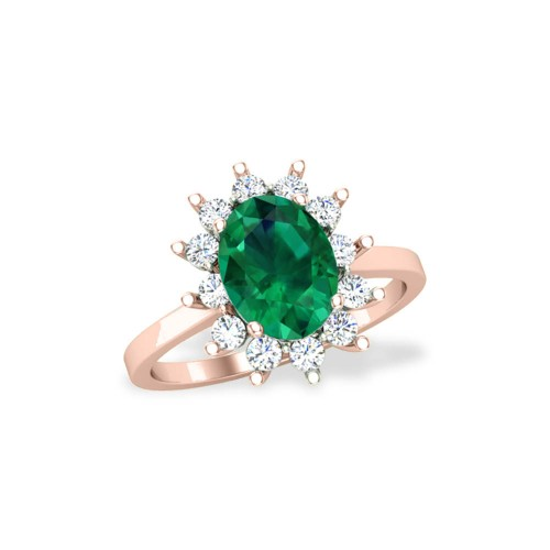 Ansley Diamond Ring