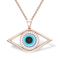 Katie Diamond Pendant