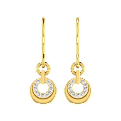 Estella Diamond Earring