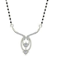 Perle Diamond Mangalsutra