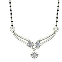 Petria Diamond Mangalsutra