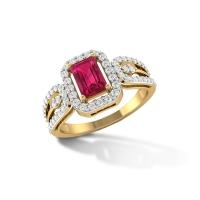 Reid Diamond Ring