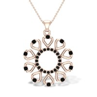 Reva Diamond Pendant