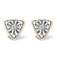 Rivera Diamond Studs