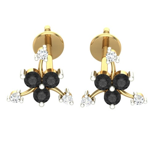 Robin Diamond Earring