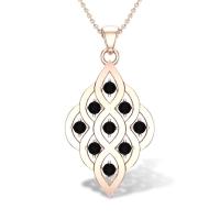 Romy Diamond Pendant