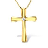 Rowan Jesus  Diamond Pendant