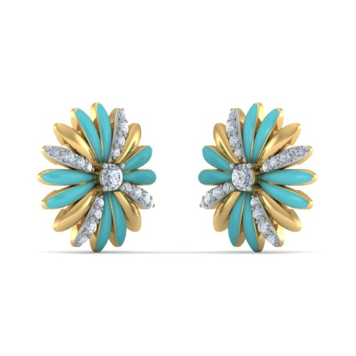 Samayera Stud Earrings