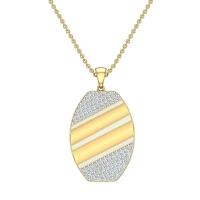Sangye Diamond Pendant