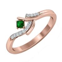 Sarai Diamond Ring