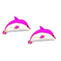 Shay Dolphin Studs