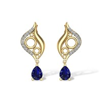 Siena Diamond  Earring