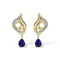 Siena Diamond  Earring