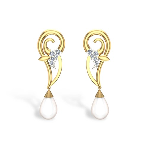 Jolie Diamond Earring