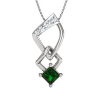 Susanna Gold and Diamond Pendant