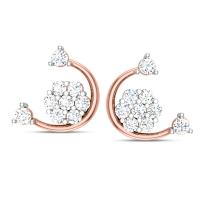 Thea Diamond Earring
