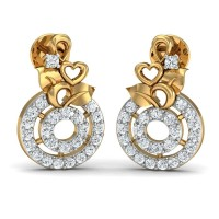 Ulysses Gold Earrings