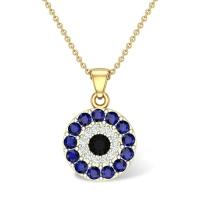 Vega Diamond Pendant
