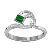 Violeta Diamond Ring