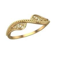 Arunima Gold Ring
