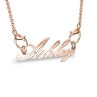 Ashley Rose Gold Pendant