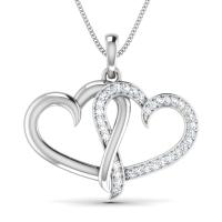 Athena Gold and Diamond Pendant