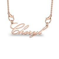 Bheryl Rose Gold Pendant