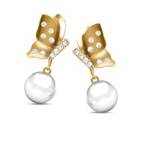 Jessica Diamond Earring