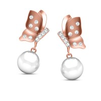 Daleyza Diamond Earring