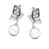 Melissa Diamond Earring