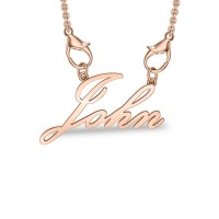 John Rose Gold Pendant